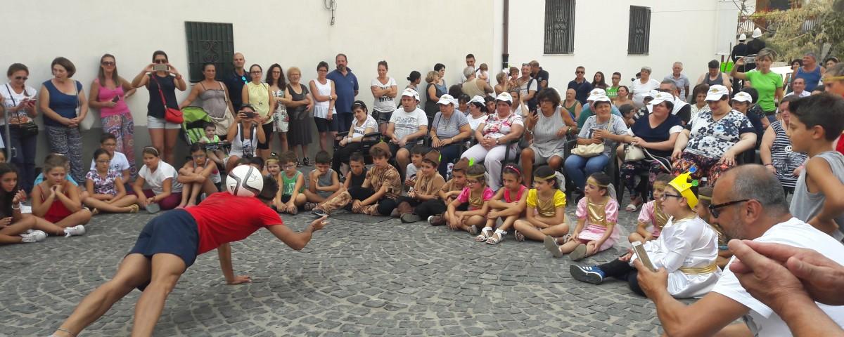 Il Centro Girasole nel Borgo da Favola!
