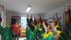 Festa di Carnevale Centro Girasole