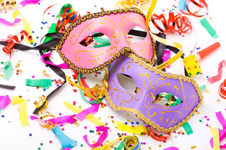 Festa di Carnevale in comunità