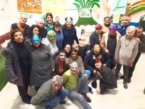 Carnevale in allegria presso la Sir di Roccadaspide