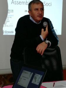 Claudio Romano > Presidente Gea