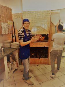 Centro C'era L'acca: pizzaioli per un giorno