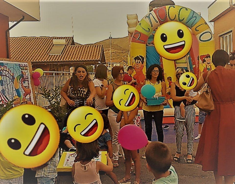 Festa di fine anno Nido di Padula