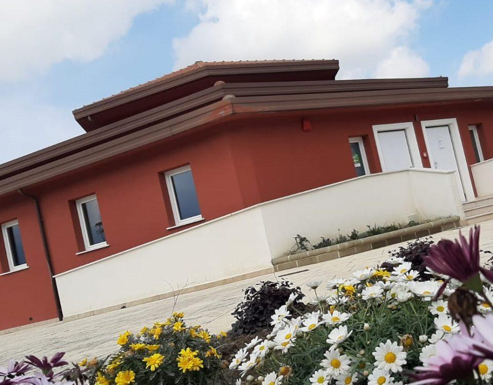 Villa San Gallo: percorsi sensoriali e stanza degli abbracci
