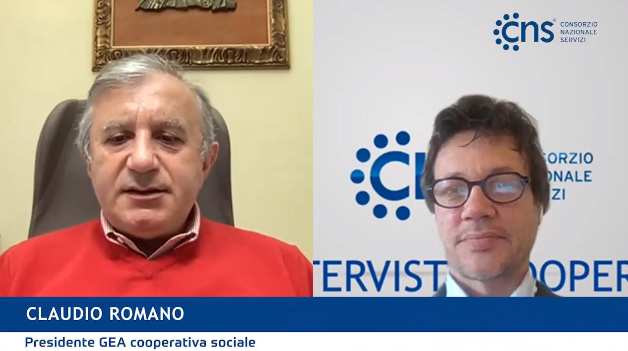 Claudio Romano > Presidente Cooperativa Gea