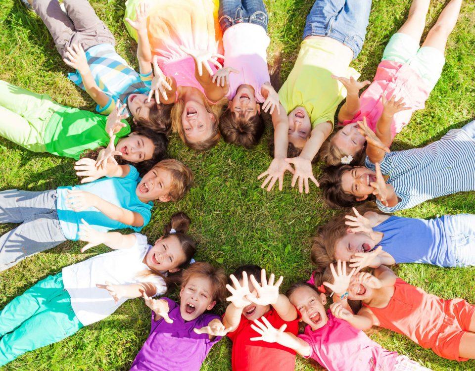 """""""Un'estate di divertimento"""" per i bambini e le bambine di Mercato San Severino"""